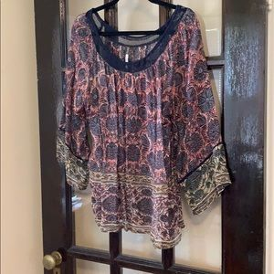 Anthropologie Plenty by Tracy Reese top